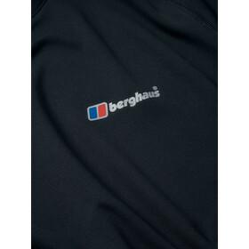Berghaus Tech 2.0 Tee SS Crew Baselayer Men Black/Black